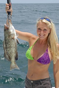 Grouper Fishing tips and techniques