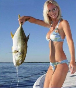 Pompano Fishing