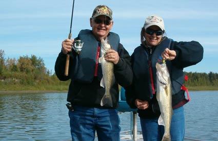 Alberta Fishing Guides