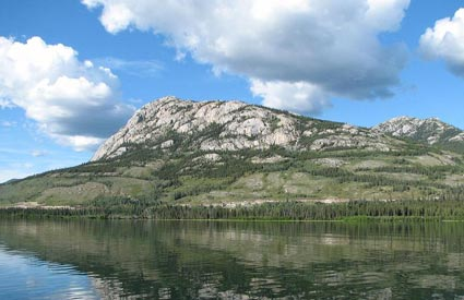 Atlin Lake Fishing