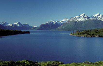 Chilko Lake Fishing Guides