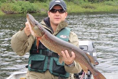 Gouin Reservoir Fishing Guide