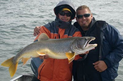 Lake Athabasca Fishing Lodge