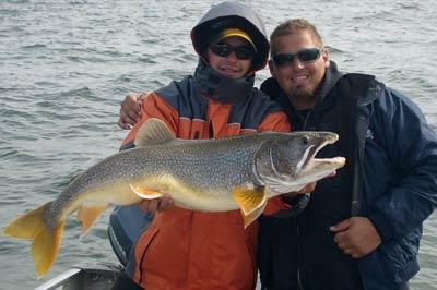 Lake Athabasca Fishing Guide