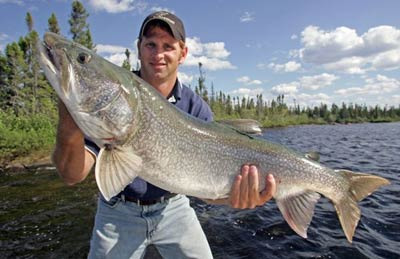 Manitoba Fishing Guides