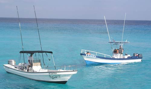 Mexico Fishing Charters & Fishing Guides
