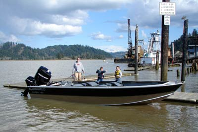 Oregon Fishing Charter