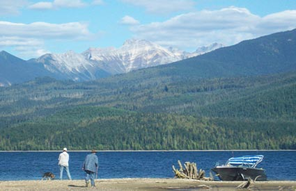Quesnel Lake Fishing Guide