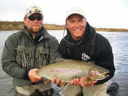 Kenai River Fishing Guides