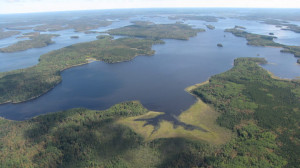 Lac Seul, Ontario, Canada