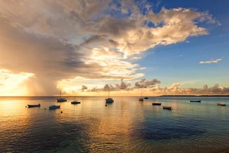 Sint Michiel Curacao fishing