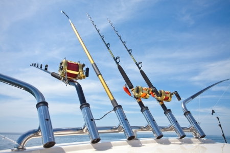 fishing boat tackle