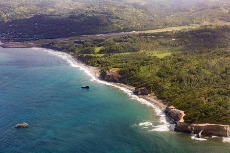 fishing dominica island
