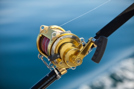 offshore big game casting reel