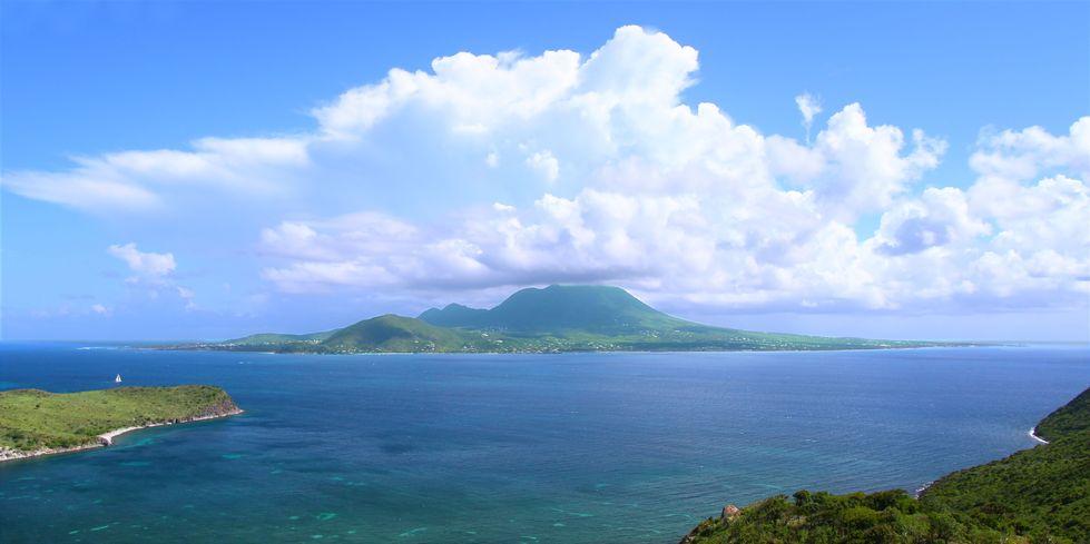 fishing nevis island caribbean
