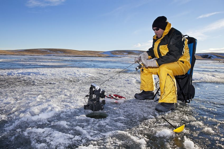 gear list for ice fishing
