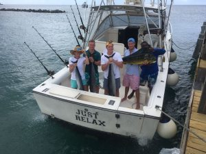 nevis & st. kitts fishing charters
