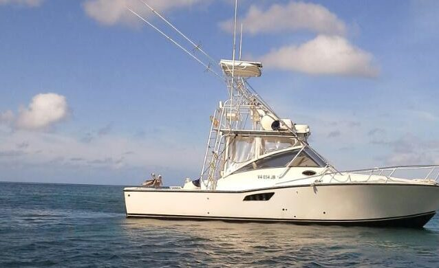 nevis and st. kitts caribbean charter fishing