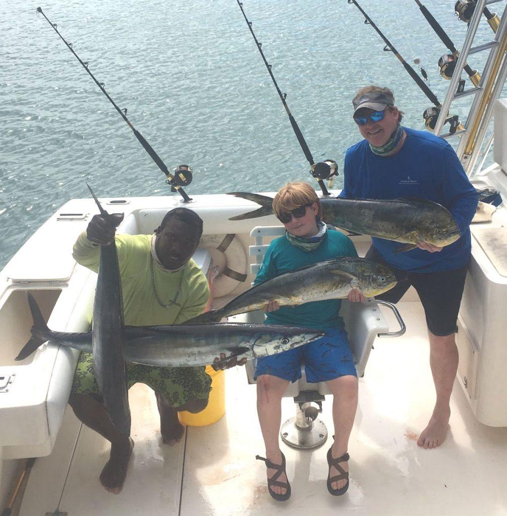 nevis-st kitts charter fishing