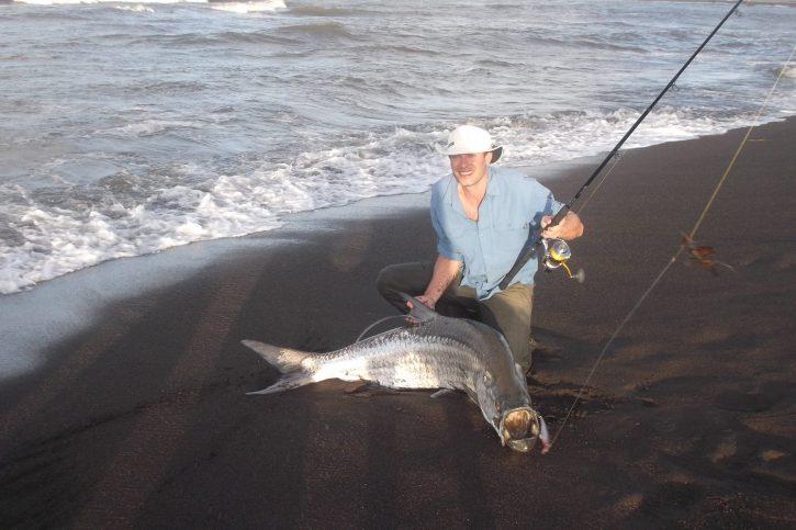 tarpon fishing in nicaragua