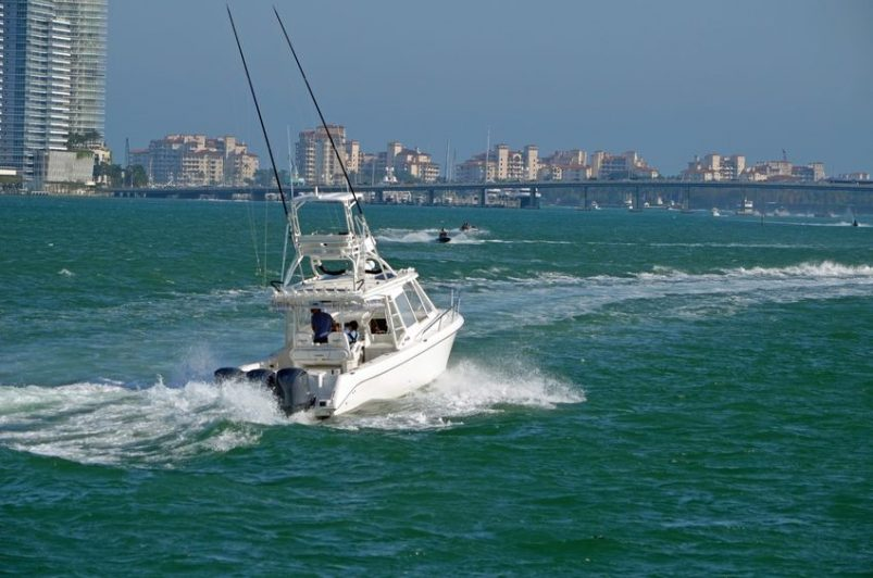 fishing charter and business advertising