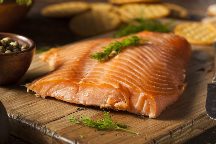 best smoker for salmon