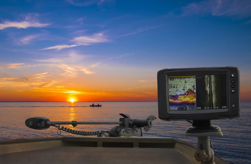 fish finder tips, depth finder, sonar