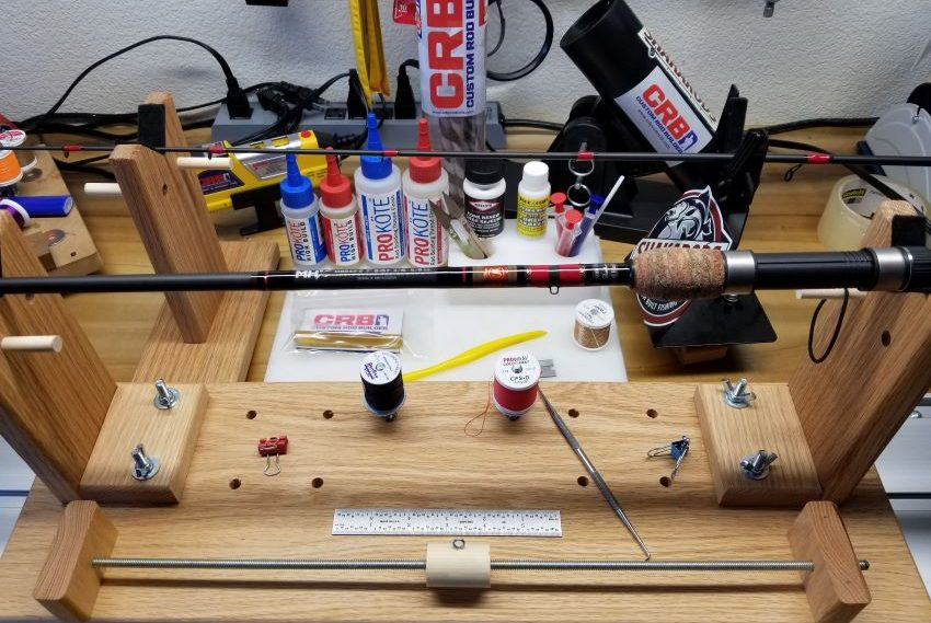 custom rod building kit