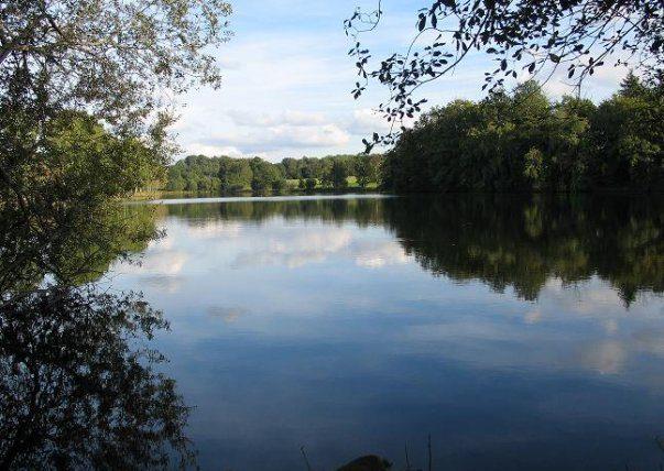lake heritage carp fishing
