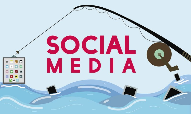 social media influences recreational fishing