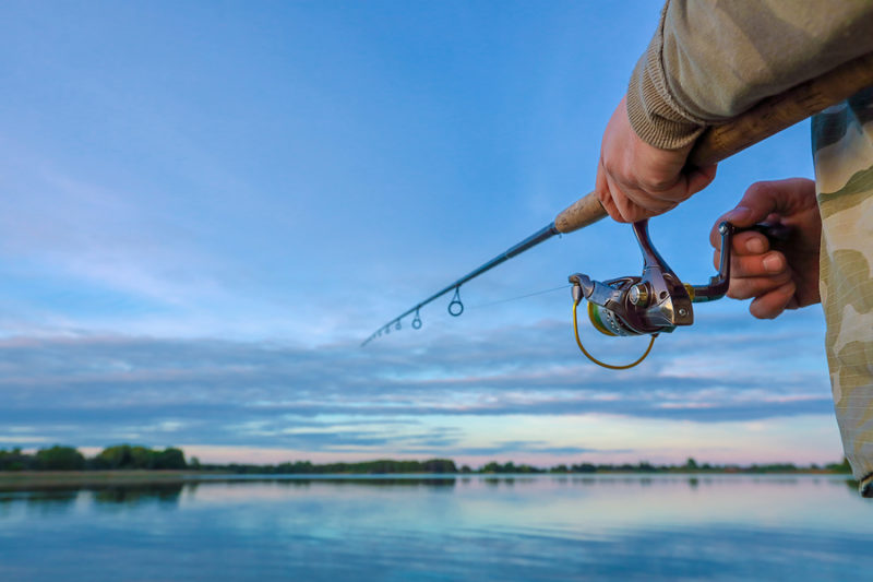 best bass fishing lakes in the u.s.