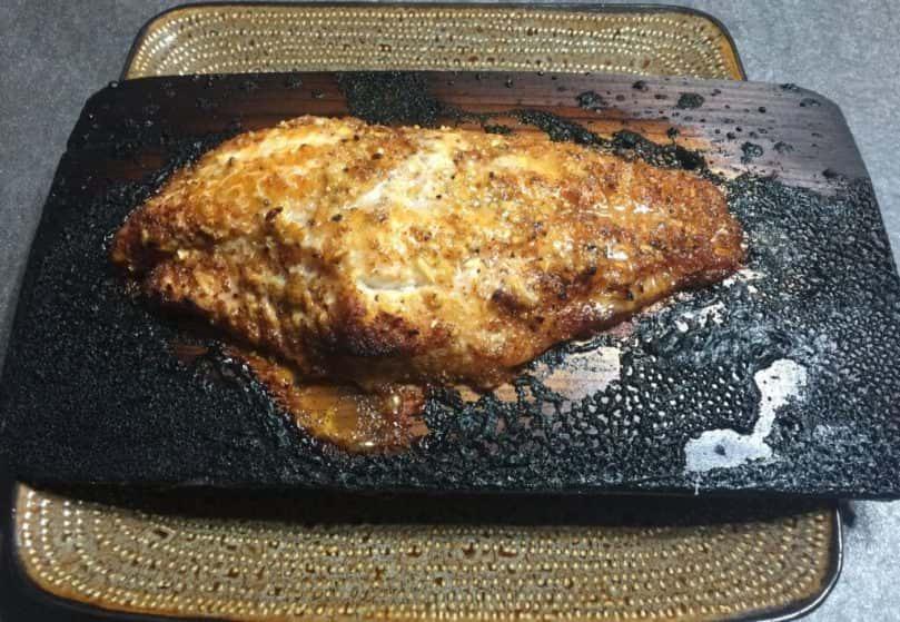 delicious cedar plank catfish recipe