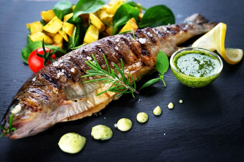 grilled trout tips and recipes